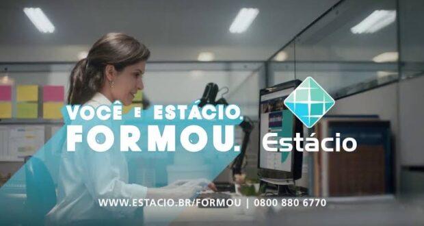 Formou Estácio : Hoje, 29/8, às 20 h, formatura virtual para 30 mil –  Notícias em tempo real do Estado do Pará e da Amazônia